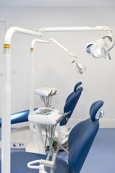 Double fauteuil orthodontie